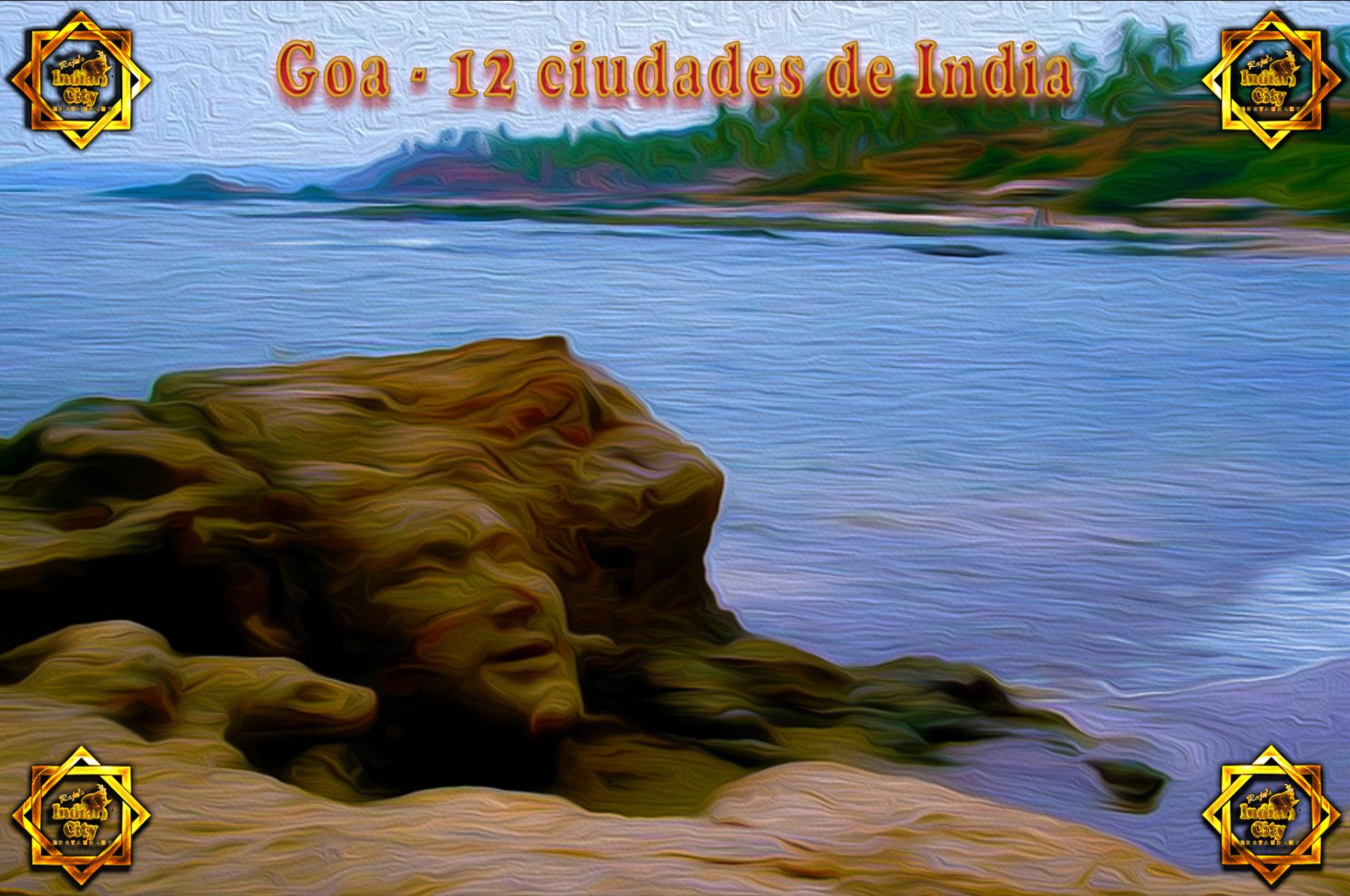 Goa – 12 Ciudades de India