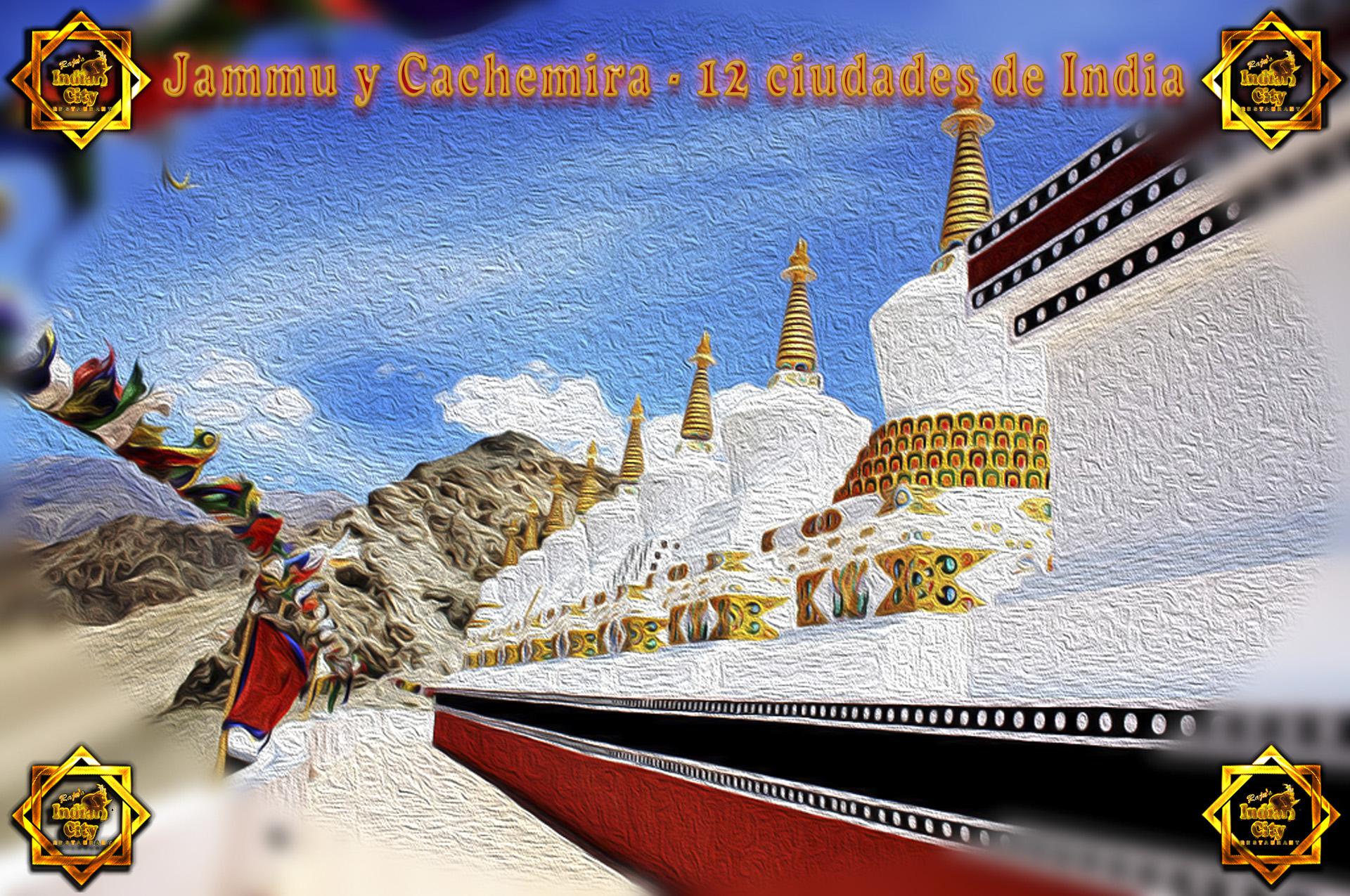 Jammu y Cachemira – 12 Ciudades de India