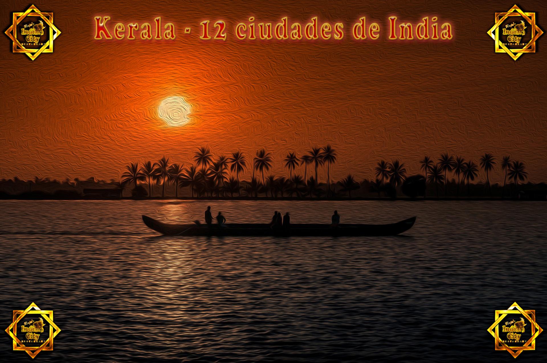 Kerala – 12 Ciudades de India