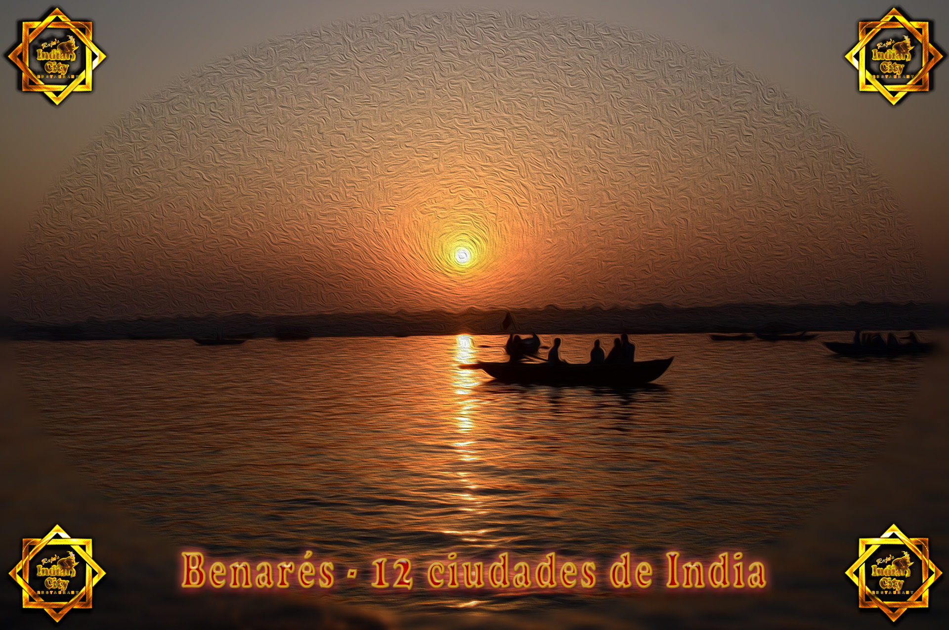 Benarés – 12 Ciudades de India