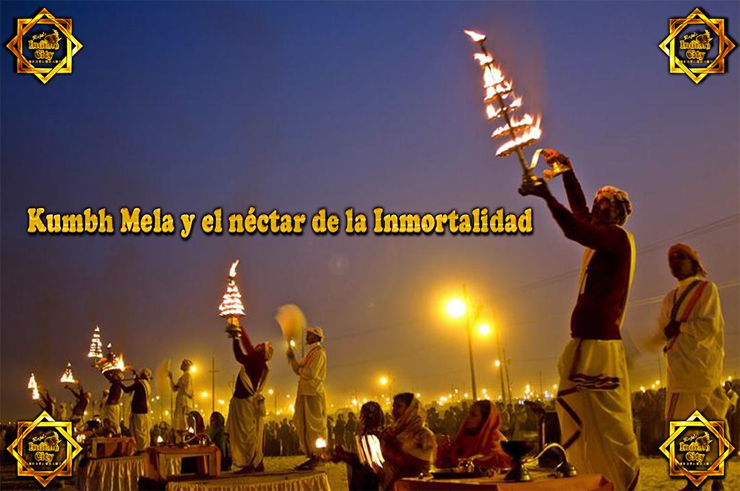Kumbh Mela y el néctar de la Inmortalidad