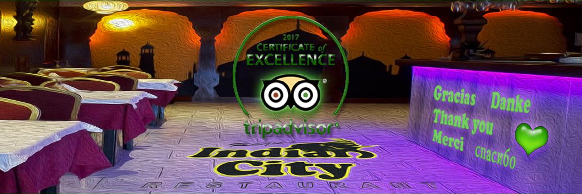 ¡ Raju´s IndianCity excelente de nuevo !