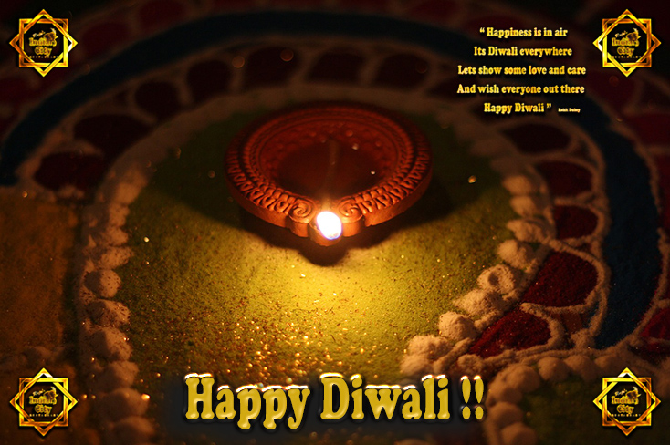 Happy Diwali!!!
