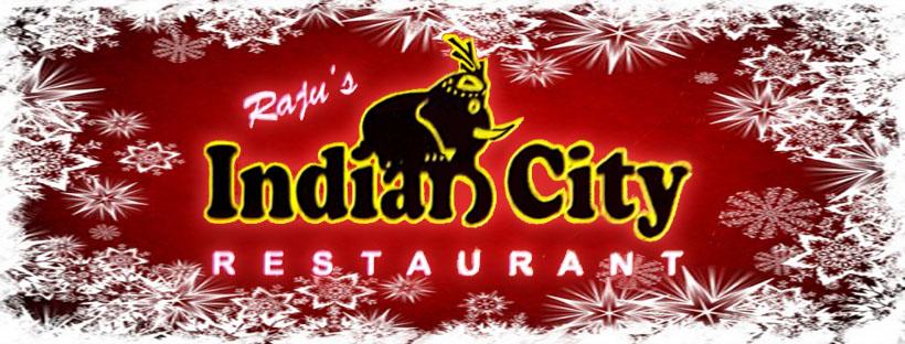 ¡RajusIndianCity os desea Felices Fiestas!