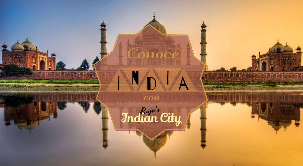Conocer la India con Raju's Indian City