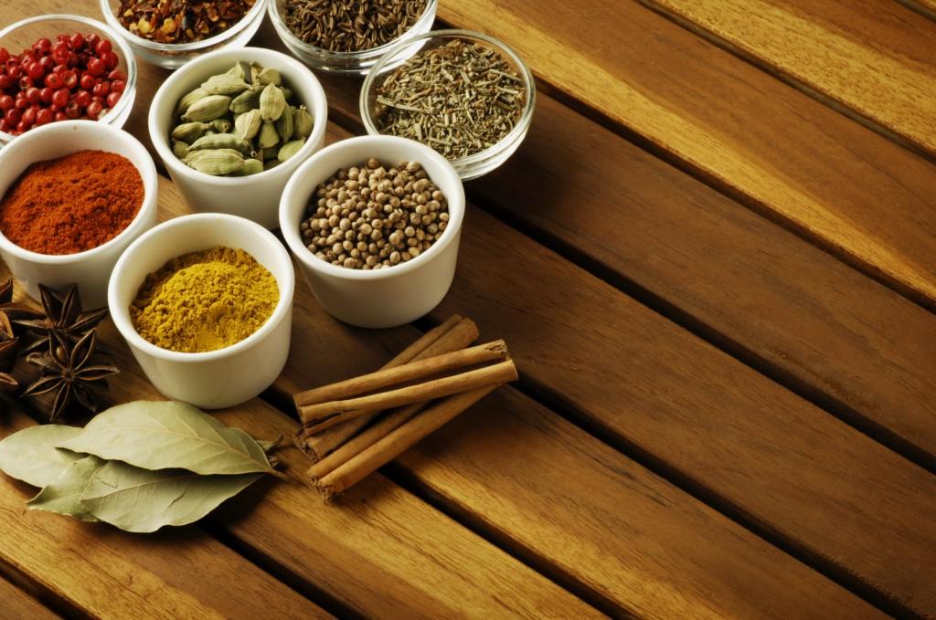 Especias de la cocina hindú: 7 ejemplos de sus beneficios