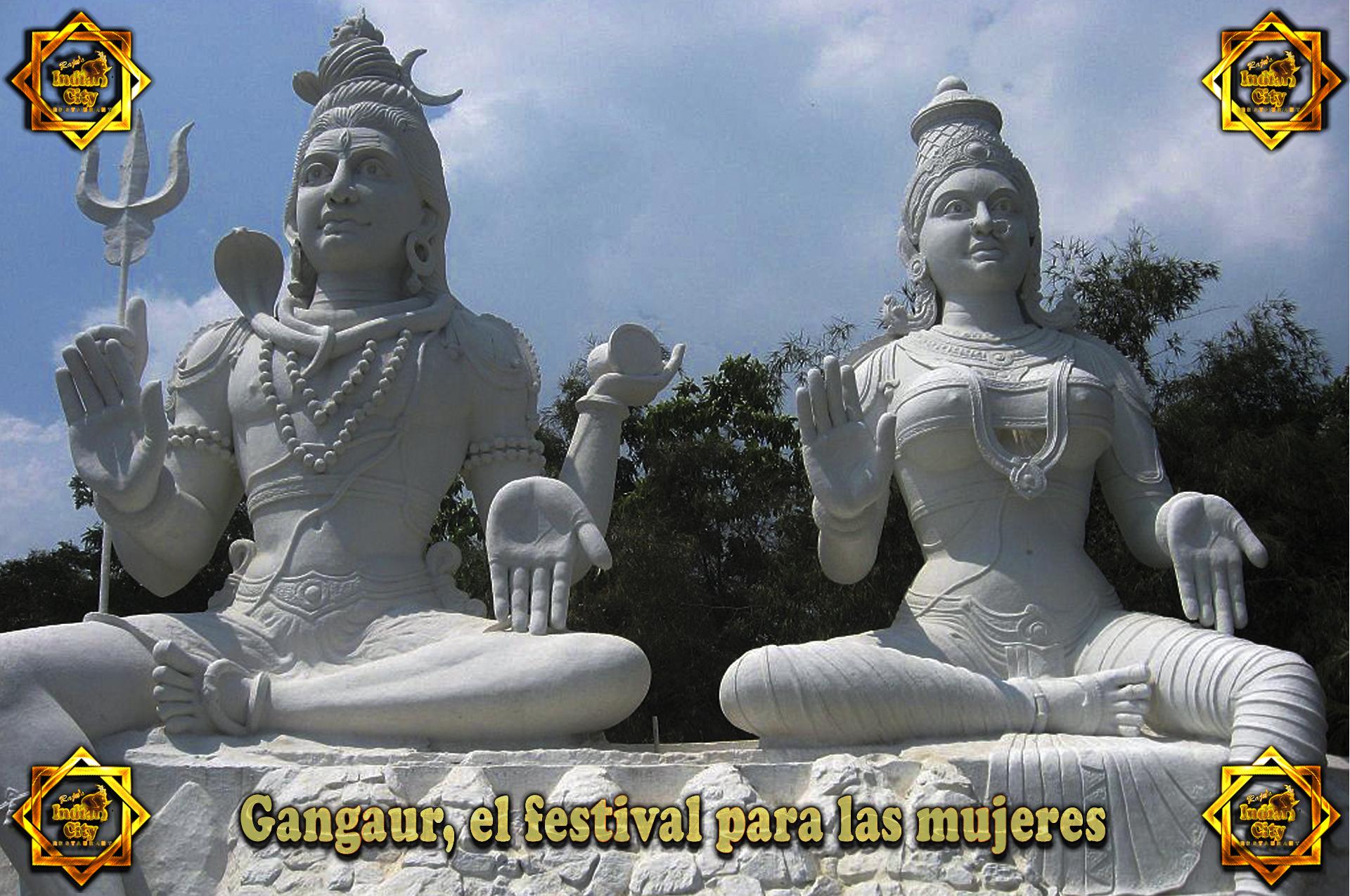 Gangaur, el Festival para las Mujeres