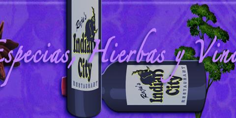 Maridaje Especias, Hierbas y Vino