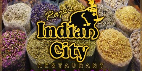 Comida India en #RajusIndianCity