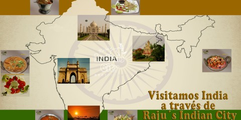 Visitamos India a través deRajusIndianCity