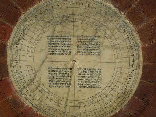 Nadi Valaya Yantra Reloj Solar